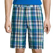 Jack Nicklaus® Golf Performance Madras Plaid Shorts
