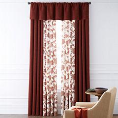 JCPenney Home™ Monroe Rod-Pocket Window Treatments