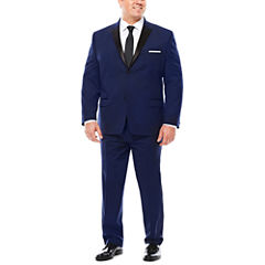 Collection by Michael Strahan Satin Peak Tuxedo Suit Jacket or Pants - Big & Tall