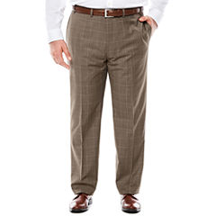 Collection by Michael Strahan Tic Plaid Pants - Big & Tall
