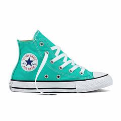 Converse® Chuck Taylor All Star Hi Girls Sneakers - Little Kids