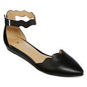 CL by Laundry Swell Womens Ballet Flats