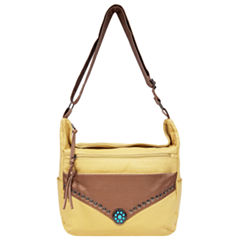 St. John's Bay Medallion Hobo Bag