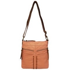 St. John's Bay North/South Mini Crossbody Bag