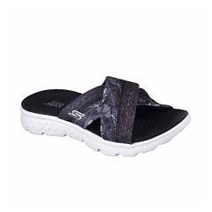 Skechers Tropical Womens Slide Sandals