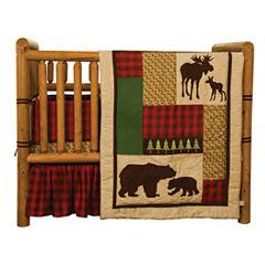 Trend Lab Northwoods 6-pc. Crib Bedding Set