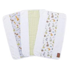 Trend Lab Dr Seuss Jumbo Burp Cloth Set