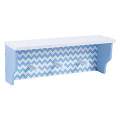 Trend Lab Blue Sky Wood Shelf