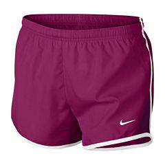 Nike Solid Running Shorts - Big Kid Girls