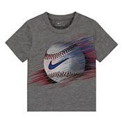 Nike Graphic T-Shirt-Preschool Boys