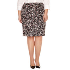 plus size skirts for jcpenney