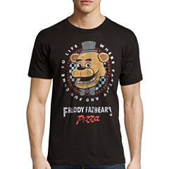5 Nights At Freddy's Short-Sleeve Graphic Tee