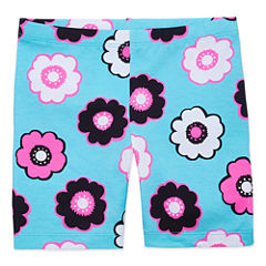 Okie Dokie Stripe Knit Skorts - Preschool Girls