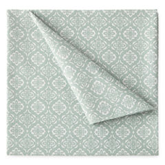 JCPenney Home™ 300tc Cotton Percale Print SheetSet