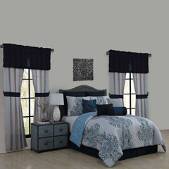 Avondale Manor Gabriella 20Pc Complete Bedding Set