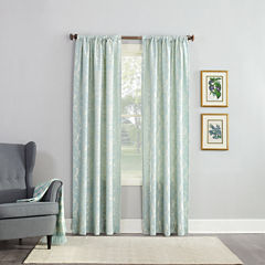 Armand Rod-Pocket Curtain Panel