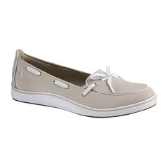 Grasshoppers® Windham Slip-On Boat Shoe