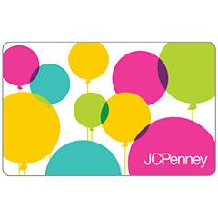 Birthday Balloon Gift Cards
