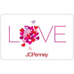 $50 Love Hearts Gift Card