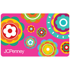 $250 Pink Flowers Gift Card