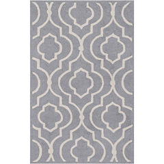 Arabesque Rectangular Rug