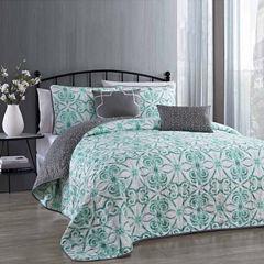 Avondale Manor Paloma 5Pc Quilt Set