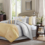 Madison Park Selma 7-Pc. Comforter Set