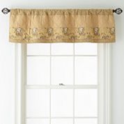 Home Expressions™  Gardenbrook Pinch-Pleat Valance