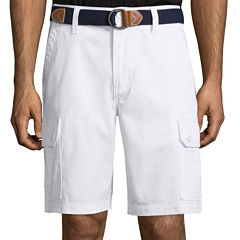 U.S. Polo Assn.® Relaxed Fit Flat-Front Cargo Shorts