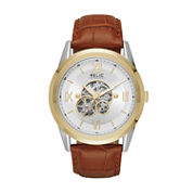 relic mens all watches for jewelry watches jcpenney relic mens brown strap watch zr77280