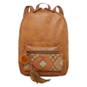 T-Shirt & Jeans Tj Natural Instincts Bkpk Polyurethane Coated Backpack