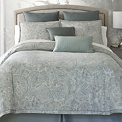 Liz Claiborne® Amhurst 4-pc. Paisley Comforter Set