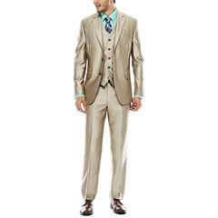 JF J. Ferrar® Slim Shimmer Suit Separates