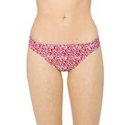 Arizona Floral Hipster Swimsuit Bottom-Juniors