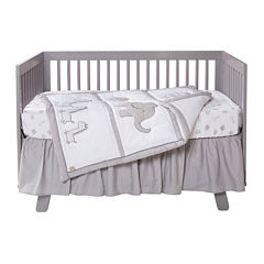 Trend Lab® Safari Chevron 3-pc. Crib Bedding Set
