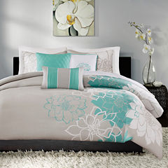 Madison Park Brianna 6-pc. Duvet Set