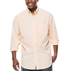 IZOD® Long-Sleeve Fashion Essential Shirt - Big & Tall
