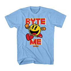 Pac-Man Byte Me Short-Sleeve Tee