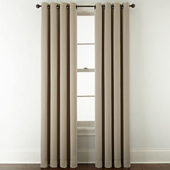 Studio™ McKenna Room-Darkening Grommet-Top Curtain Panel