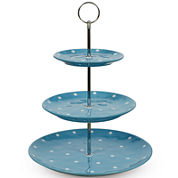 Maxwell & Williams™ Sprinkle Polka Dot 3-Tier Cake Stand