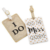 Ambrielle Bridal Luggage Tag
