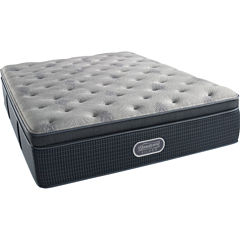 Simmons Beautyrest Silver® Emory Hope Pillowtop Plush - Mattress Only