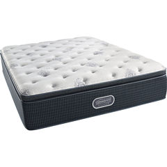 Simmons Beautyrest Silver® Snowhaven Pillowtop Plush - Mattress Only