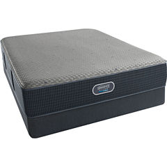 Simmons Beautyrest Silver® Hybrid San Juan Luxury Firm - Mattress + Box Spring