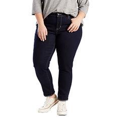 Levi's 711 Skinny Ankle Jeans-Plus
