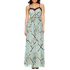 Bisou Bisou Sleeveless Maxi Dress