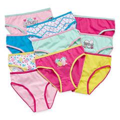 10 Pair Brief Panty Girls