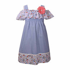 Bonnie Jean Sleeveless Sundress - Preschool Girls