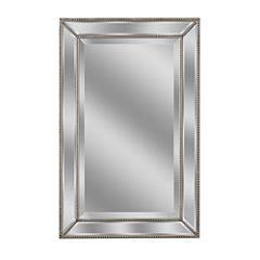 Metro Beaded Wall Mirror