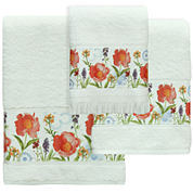 Bacova Merry May Bath Towel Collection